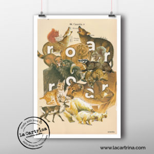 Artprint fluffy animals